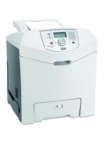 The IBM Infoprint Color 1634 Express  delivers consistent, fast color.