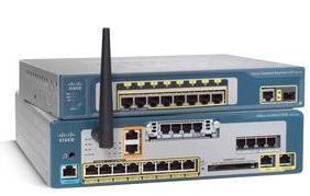 Cisco Unified Communications 500 Series for Small Business<br>with 8-port Catalyst Express 520 companion switch