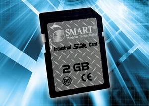 SMART's NEW Industrial SD