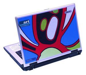 Art-Exchange.com, Inc. laptop branded by Laptop Design USA, LLC