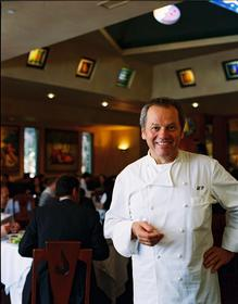 Wolfgang Puck, the original celebrity chef,<br>will open Wolfgang Puck Grille at<br>MGM Grand Detroit this fall.<br>It will be his first restaurant in Michigan.