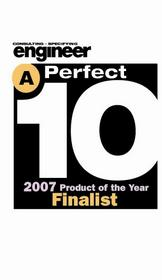 Consulting-Specifying Engineer's Finalist <br>for Product of the Year Award