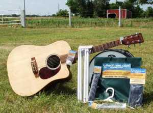 Wheatware Is Making Music Biodegradable At Live Earth Concert 7 07
