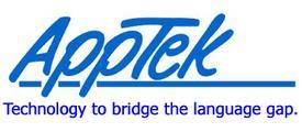 Applications Technology, Inc. (AppTek)