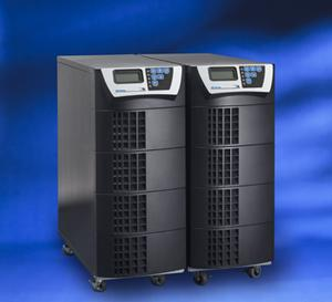 Falcon(R) Electric's New 8 and 10kVA Scalable UPSes 
