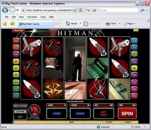 casino flash player