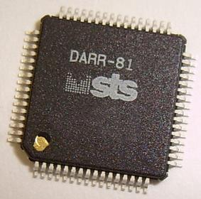 The STS DARR81 chip