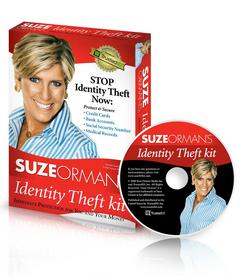 Suze Orman's Identity Theft kit