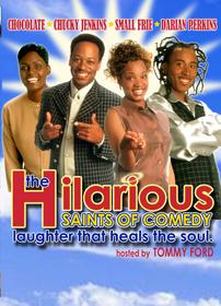 U0027The Hilarious Saints Of Comedyu0027 Is An Uplifting DVD Delight From Director  Chet Brewster U0027
