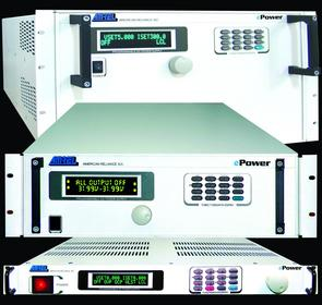 """""""K"""" Family of Programmable Switching Power Supplies"""
