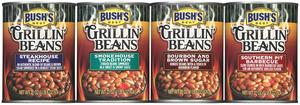 New Grillin' Beans enhance top-quality grilled favorites like chicken, steak and chop dishes and are available now at grocery and superstore retailers nationwide.