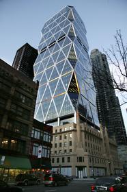 Hearst Tower, New York City.
