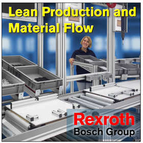 Bosch Rexroth Lean Manufacturing Podcasts