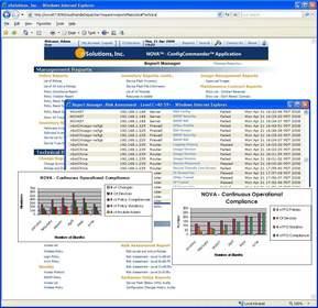 NOVA's Risk Assessment and Compliance Dashboard
