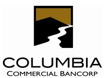 Columbia Commercial Bancorp