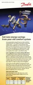 Get new energy savings from your old comfort system