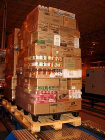 Since 2004, OPM systems from WITRON have automatically produced more than 10 million mixed order pallets (Photo: WITRON)