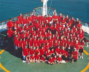 Wellness International Network Founders Ralph and Cathy Oats recently returned from a luxurious incentive cruise with WIN's top producers and their families.