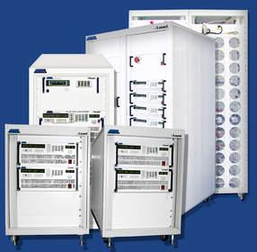 High Voltage, High Current eLoad Models