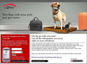 Traveling with your pets just got easier!