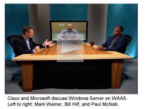 Watch Video: Video on Windows on WAAS
