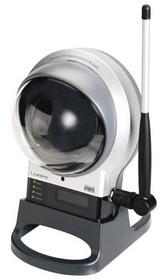 Wireless-G PTZ Internet Camera with Audio
