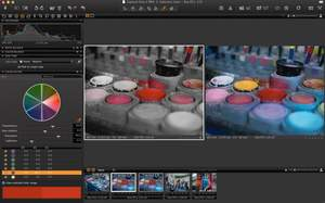 Superior image quality - An enhanced Color Editor feature permits fine-tuning of image colors with precise adjustment tools.