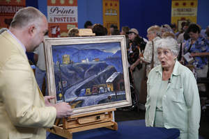 Antiques Roadshow premieres its 13th Season Monday, January 5, 2008 at 8pm ET on PBS.