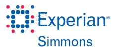 Experian Simmons