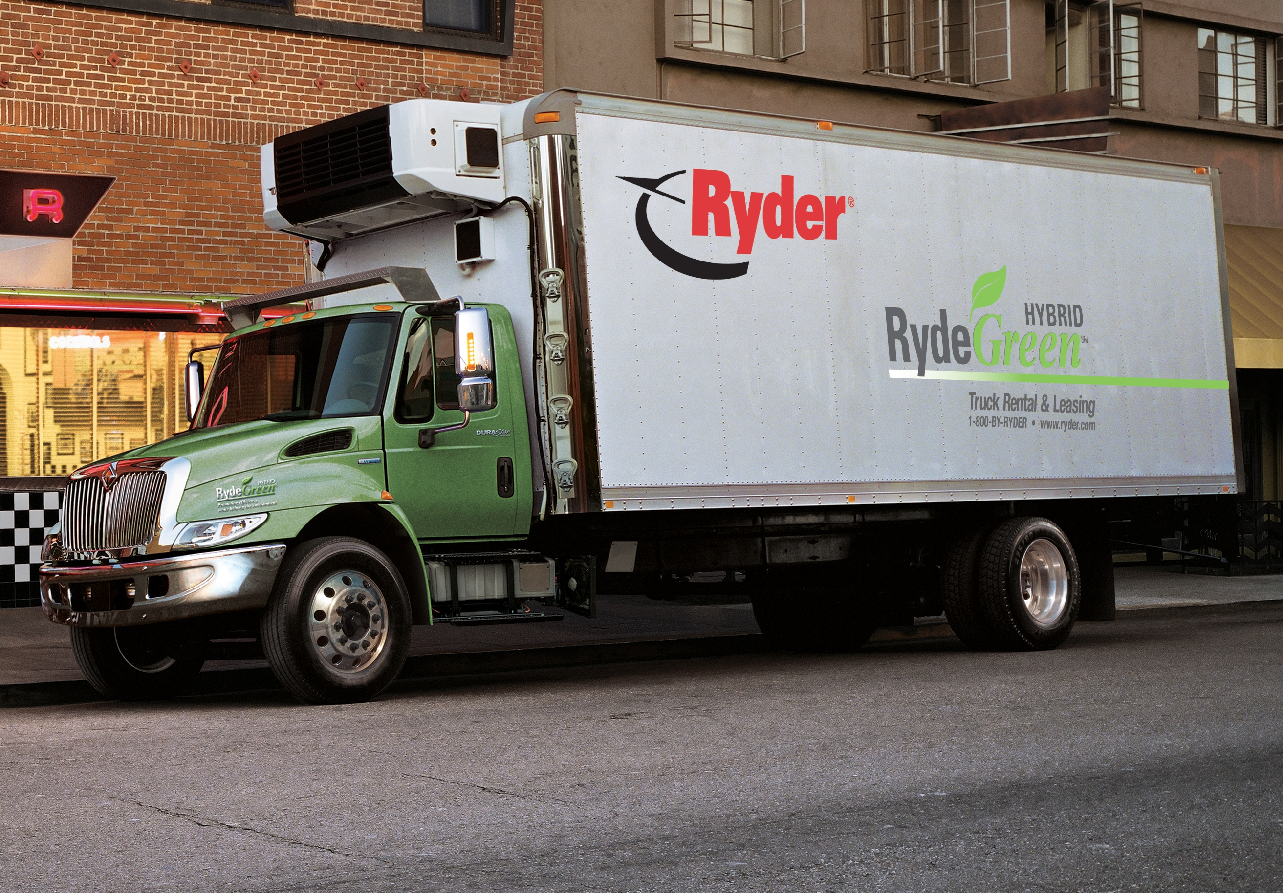 ryder logistics  tracking