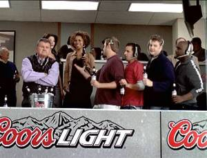 Coors light brings fans closer to the nfl with super bowl hall of famer mike ditka stars in the new coors light coaches commercial alongside brian billick mozeypictures Gallery