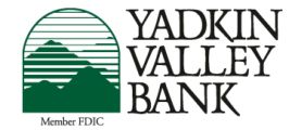 Yadkin Valley Bank