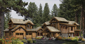 Old Tahoe Architecture Mountain Architects A Spacious