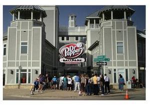 Dr. Pepper Ballpark in Frisco, Texas