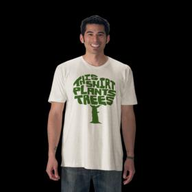 This Shirt Plants Trees: Zazzle and American Forests' Earth Day 'Tree-Shirt'