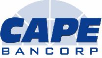 Cape Bancorp, Inc.