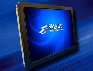 SMART Expands TouchScape E Series Open Frame Display Family
