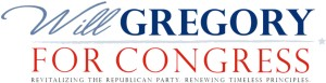 Will Gregory For Congress