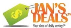 Jan's Deals