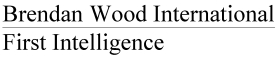 Brendan Wood International