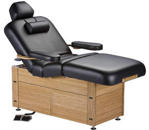 Living Earth Craft's new Pro Salon Bamboo is an Eco-friendly multi-purpose hydraulic treatment table made from remarkably sustainable yet strong Bamboo.