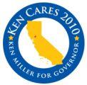 Ken Cares 2010 - Ken Miller For Governor
