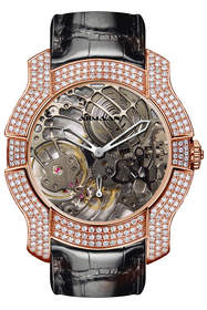 Armaan Swiss Diamond Watches Makes Time For Celebrities
