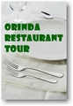 Orinda Restaurant Tour