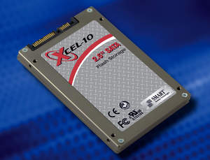 SMART Introduces Rugged Xcel-10 2.5 SSD with Data Security