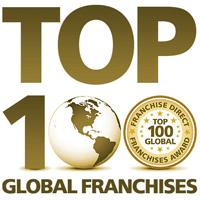 Franchise Direct - Top 100 Global Franchises Logo