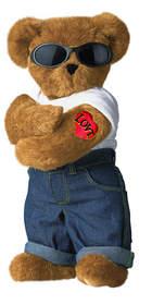 "15"" Loverboy Bear"