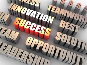 Entrepreneurs Find Success