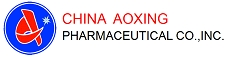 China Aoxing Pharmaceutical Co., Inc.