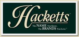Hacketts www.hackettsonline.com